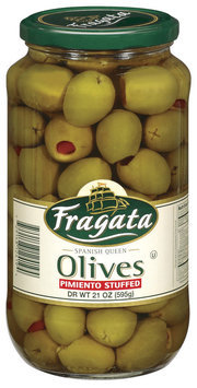 Fragata Spanish Queen Pimiento Stuffed Olives