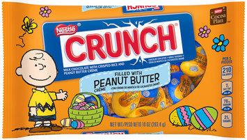Nestlé Crunch Filled with Peanut Butter Nesteggs 10 oz. Bag