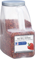 McCormick® Culinary™ Diced Dehydrated Red Bell Peppers 42 oz. Jug