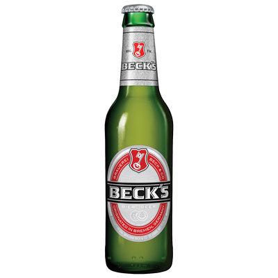 BECK'S PILSNER Beer