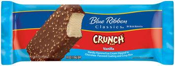 Blue Ribbon Classics® Vanilla Crunch Ice Cream Bar Wrapper