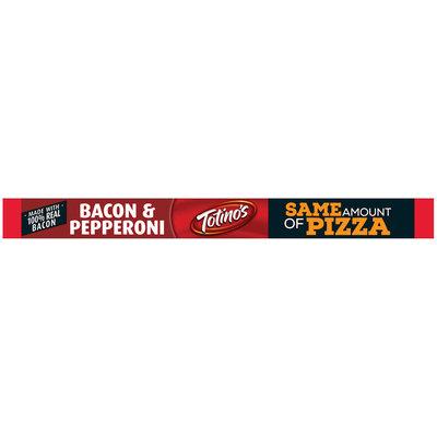 Totino's™ Bacon & Pepperoni Party Pizza™ 10 oz. Pouch