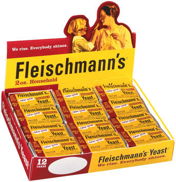 Fleischmann's® Yeast Household Fresh Active with Corn Starch 2 Oz.