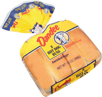 Dandee® Enriched Hot Dog Buns