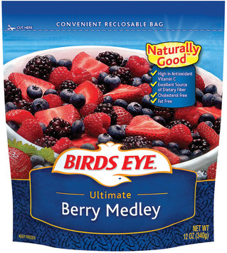 Birds Eye Ultimate Berry Medley 12 Oz Bag
