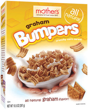 Mother's Graham Bumpers Cereal 10.5 Oz Box