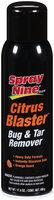 Spray Nine® Citrus Blaster™ Bug & Tar Remover 17.5 oz. Can