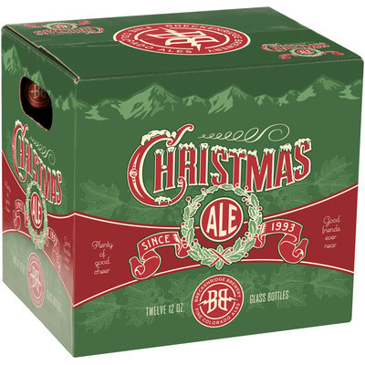 Breckenridge Brewery Christmas Ales 12-12 oz. Glass Bottles