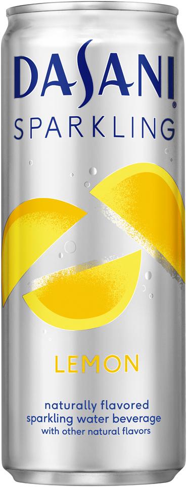 Dasani® Sparkling Lemon Water Beverage
