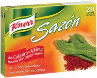Knorr Coriander & Annatto Packets Sazon 20 Ct Box