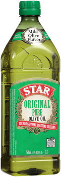 Star® Original Pure Olive Oil 750 mL Bottle