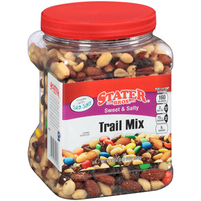 Stater Bros.® Sweet & Salty Trail Mix 38 oz. Canister