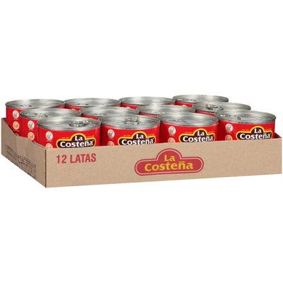 La Costena® Refried Black Beans 12-14.1 oz. Cans