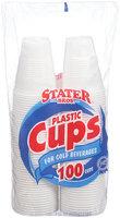 Stater Bros.® 7 fl. oz. Plastic Cups 100 ct Bag
