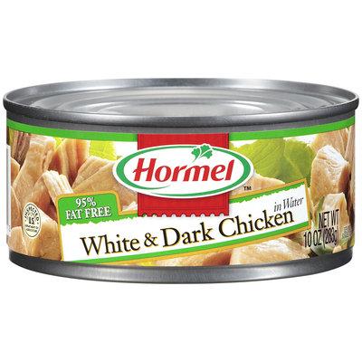 Hormel® White & Dark Chicken in Water