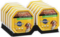 Pedigree® Meaty Ground Chicken & Rice Dinner 3.5 oz