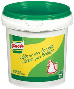 Knorr Chicken Cubes Bouillon 4.4 Lb Plastic Tub