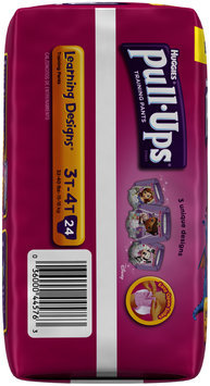 HUGGIES® Pull-Ups® Learning Designs Training Pants for Girls 3T-4T 24 ct Pack