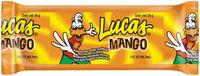 Lucas® Mango Frozen Confection 3 fl. oz. Wrapper