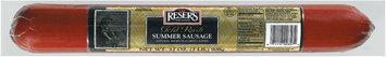 Reser's Fine Foods Gold Rush Sausage Summer 32 Oz Chub
