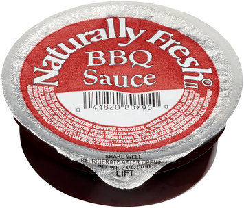 Naturally Fresh® II BBQ Sauce 2 oz. Cup