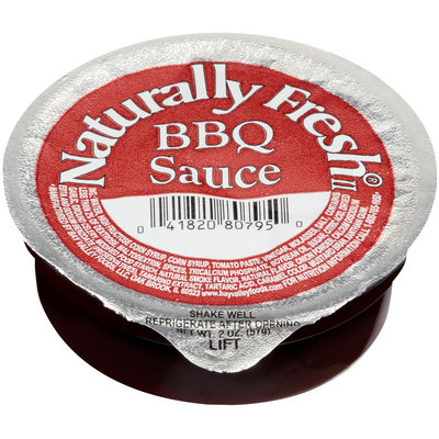 Naturally Fresh® II BBQ Sauce 2 oz. Cup