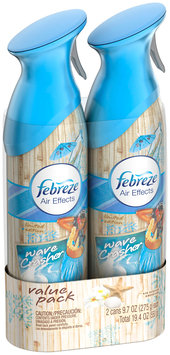 Air Effects Febreze Air Effects Wave Crasher Air Freshener (2 Count, 9.7 Oz)