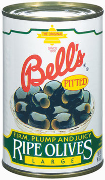 Bell's Large Pitted Ripe Olives