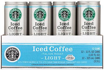STARBUCKS® Italian Roast Light Iced Coffee