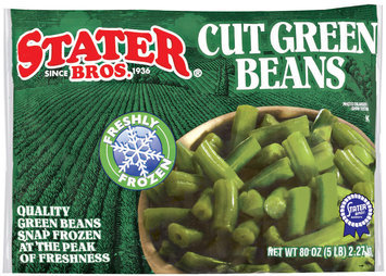 Stater Bros. Cut Green Beans 5 Lb