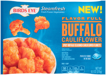 Birds Eye® Steamfresh® Buffalo Cauliflower 9.5 oz. Bag