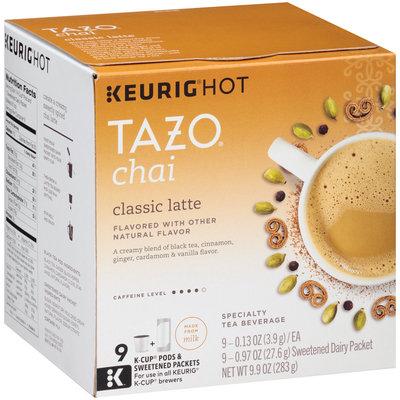 Tazo® Chai Keurig® Hot Classic Latte