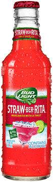 Bud Light Lime® Straw-BER-Rita® 8 fl. oz. Bottle