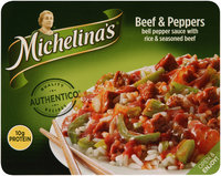 Michelina's® Authentico® Beef & Peppers 8 oz. Tray