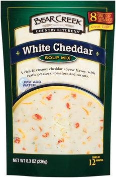 Bear Creek Country Kitchens® White Cheddar Soup Mix 8.3 oz. Pouch