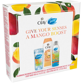 Scent Expressions Secret & Olay Mango Boost Special Pack