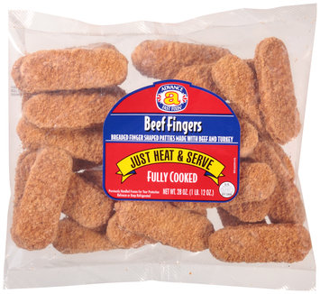Advance Fast Fixin' Beef Fingers 28 oz. Packet