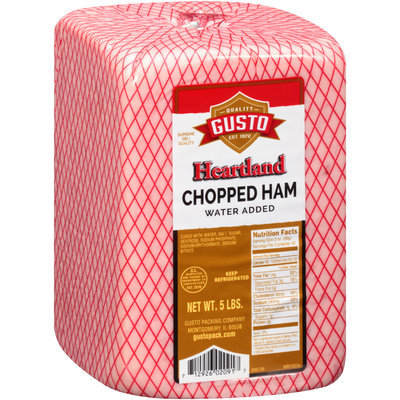 Gusto Heartland Chopped Ham