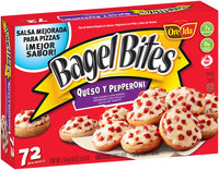 Bagel Bites Queso Y Pepperoni