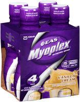 EAS® Myoplex® Strength Formula Vanilla Cream Nutrition Shakes 4-14 fl. oz. Bottles