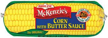 Mckenzie's W/Butter Sauce Corn 20 Oz Chub