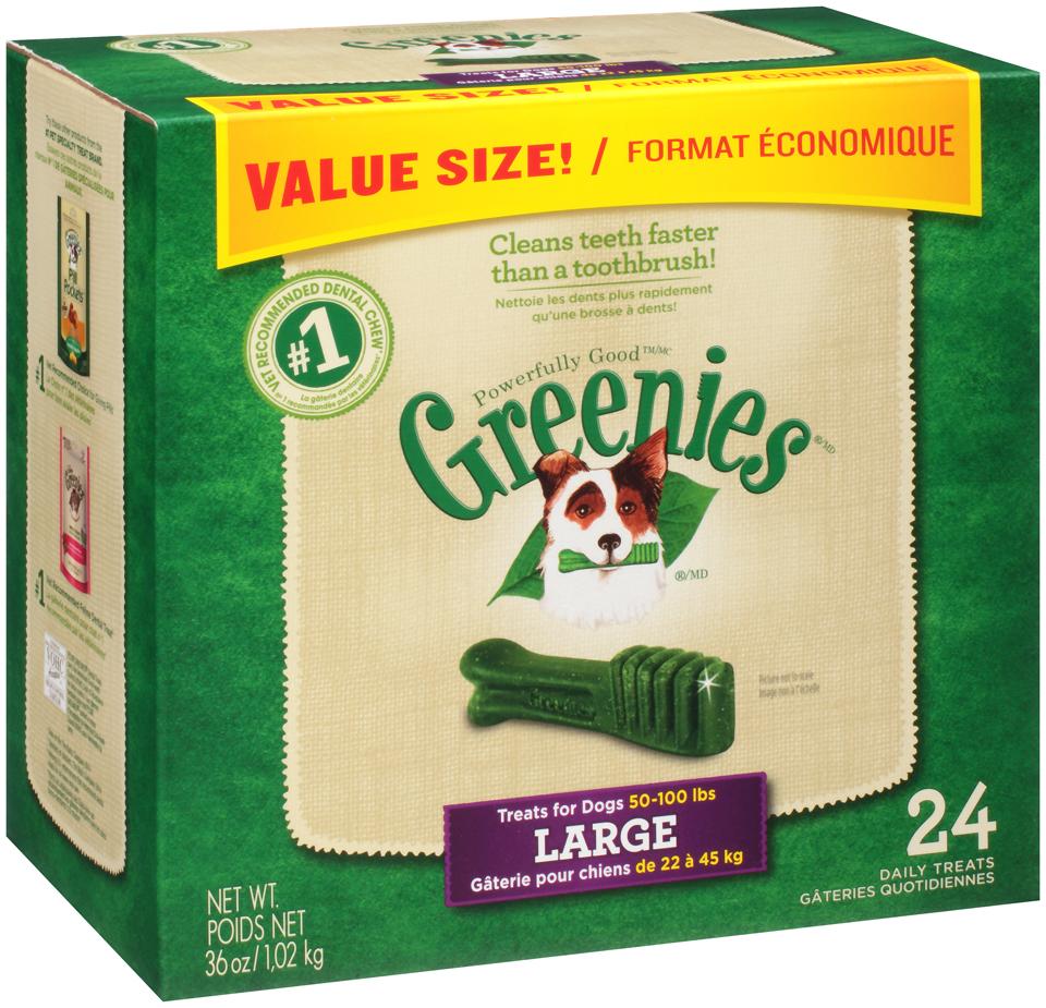 Greenies® Original Large Dog Treats 36 oz. Box