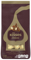 Hershey's Chocolate Kisses Deluxe with Whole Roasted Hazelnut Center