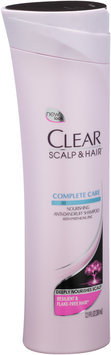 Clear Scalp & Hair™ Complete Care Nourishing Anti-Dandruff Shampoo 12.9 fl. oz. Bottle