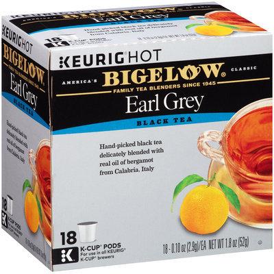 Bigelow® Earl Grey Black Tea 18-0.10 oz. K-Cup Pods