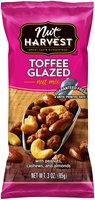 Nut Harvest® Toffee Glazed Nut Mix 3 oz. Bag
