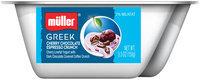Muller® Cherry Chocolate Espresso Crunch Lowfat Greek Yogurt