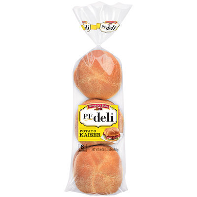 Pepperidge Farm® P. F. Deli Potato Kaiser Rolls