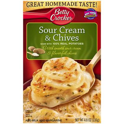 Betty Crocker® Sour Cream & Chives Potatoes 4.8 oz. Box