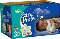 Pampers® Extra Protection Big Pack Size 3 Diapers 80 ct Box